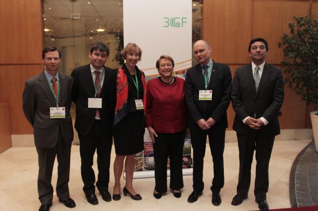 Debate internacional abordó desafíos y oportunidades de crecimiento verde en América Latina