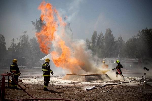 Nuevo simulador preparará a Bomberos para emergencias con GNL y gas natural