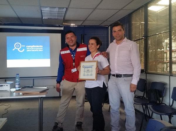 Nuevo premio para Sodexo ratifica su liderazgo en salud y seguridad ocupacional