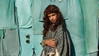 H&M @hmchile y la artista M.I.A. se unen para recolectar 1.000 toneladas de ropa para la Semana Mundial del Reciclaje