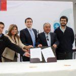 Firman inédito Acuerdo entre empresa desarrolladora eléctrica y comunidad de Vallenar