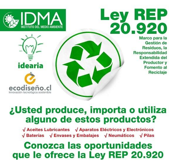 Responsabilidad Extendida del Fomento al Reciclaje: un cambio de paradigma sobre residuos en Chile