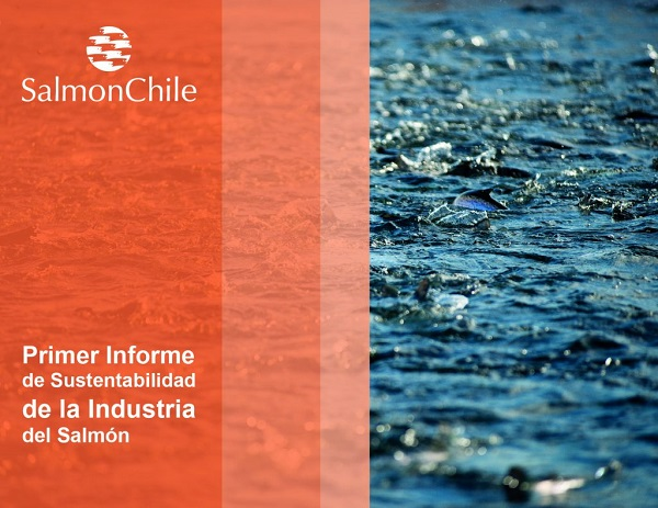 SalmonChile publica primer Informe de Sustentabilidad de la Industria del Salmón