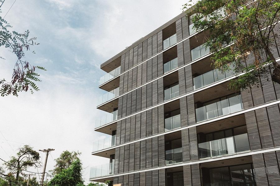 Inmobiliarias innovan en sus proyectos con la incorporación de fachadas sustentables