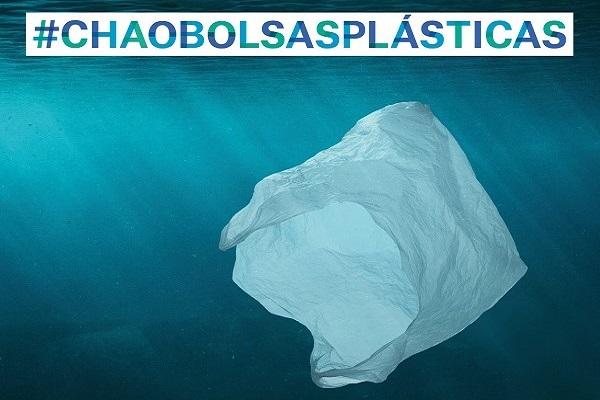 Ministerio del Medio Ambiente lanza sitio ChaoBolsasPlásticas.cl