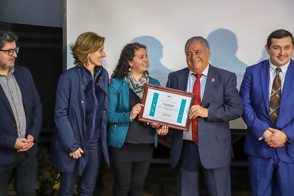 Ministra Marcela Cubillos visita La Araucanía para abordar temas de contaminación y reciclaje de la región