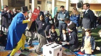 Ministra de Energía lanzó campaña Cambia el Foco Escuelas y Liceos 2018