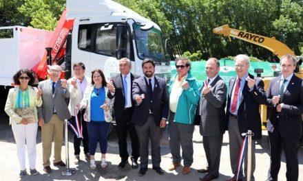 Programa Chile – Canadá, Reciclo Orgánicos, anuncia el apoyo técnico y financiero para el Municipio de Talcahuano.
