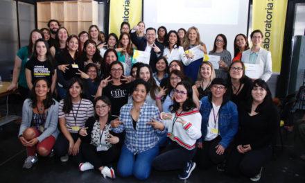 Laboratoria, en compañía del Ministerio de la Mujer y Equidad de Género, recibe y reconoce esfuerzos de algunas empresas