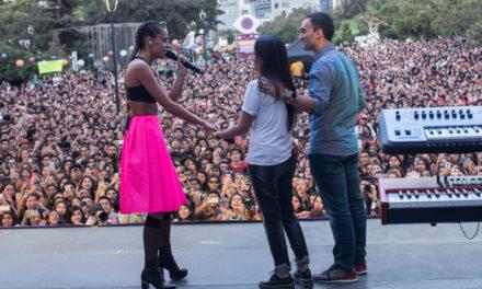Más de 18.000 jóvenes convocó el encuentro Festival Convive que se realizó en La Serena, Santiago y Concepción