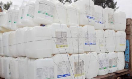 Un 23% se incrementó la recuperación de envases plásticos vacíos de fitosanitarios y fertilizantes foliares según Balance Programa Campo Limpio 2018