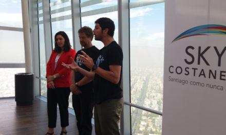"""Torre Costanera y Shopping Centers de Cencosud se suman a """"La Hora del Planeta"""""""