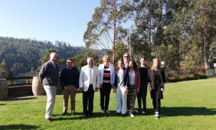 """Ciudades y regiones chilenas se """"hermanan"""" con europeas para intercambiar mejores prácticas y lograr territorios más sostenibles"""