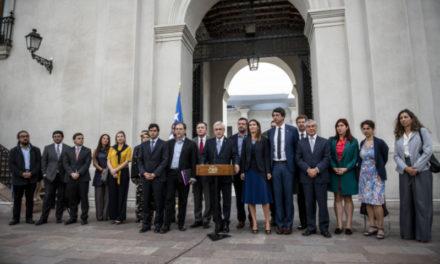 Presentan Consejo Presidencial de COP 25: cumbre climática mundial que se desarrollará en Santiago entre el 2 y el 13 de diciembre