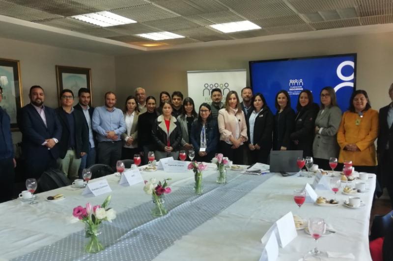 Fundación Descúbreme lanza en Concepción Kit de Herramientas para Reclutamiento de Personas con Discapacidad Cognitiva
