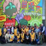 MAGGI junto a Fundación Casa de La Paz inauguran huerto familiar en La Florida