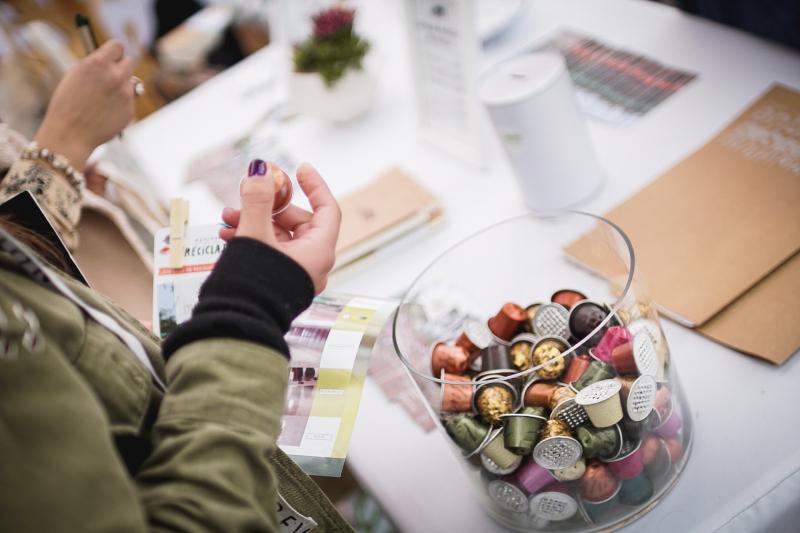 Vitacura promueve Economía Circular en Primer Mercado de Reciclaje