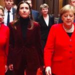 Ministra Schmidt se reúne con Angela Merkel y con autoridad alemana de Medio Ambiente en encuentro preparatorio de COP25