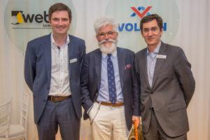 Weber y Volcán realizan Charla sobre Construcción Sustentable