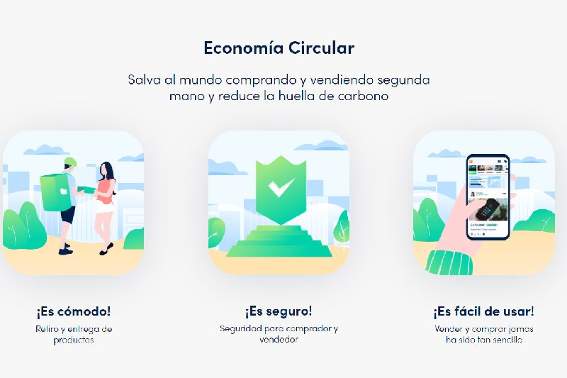 Birdi: plataforma móvil para comprar y vender productos de segunda mano