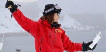 El impacto de los ríos atmosféricos en la Antártica y el sur de Chile