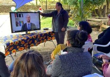 Inauguran Punto Verde en Rapa Nui gracias a aportes del Fondo de Protección Ambiental