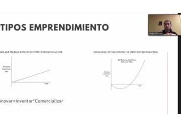 El Diseño del Problema fue abordado en una nueva sesión del Programa de Emprendimiento del Centro de Innovación Vector