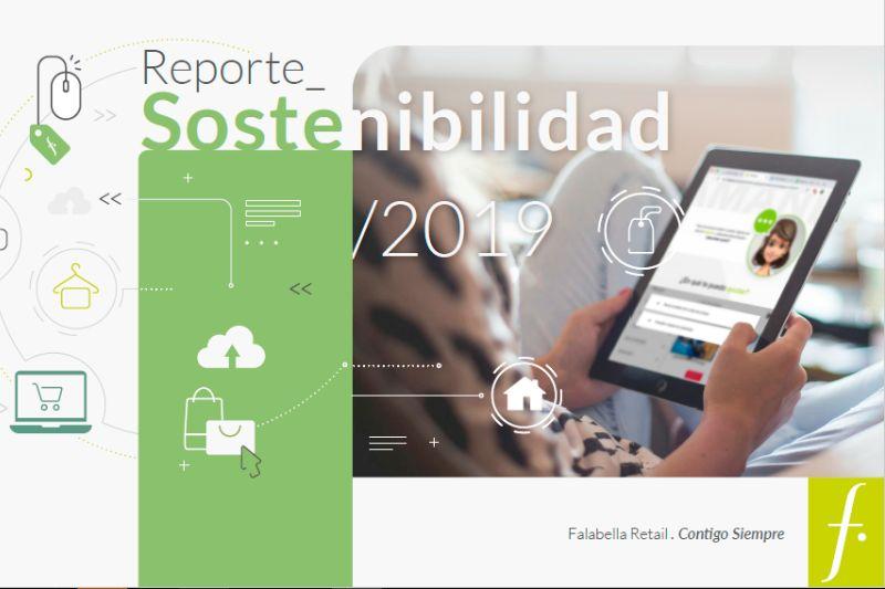 Falabella Retail presenta su Reporte de Sostenibilidad 2019